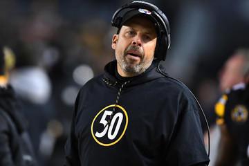 Todd Haley Baltimore Ravens v Pittsburgh Steelers