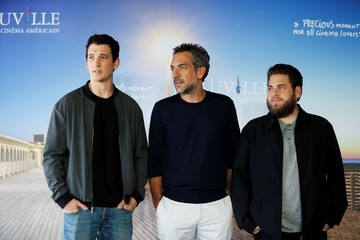 "Todd Phillips ""War Dogs"" Photocall- 42nd Deauville American Film Festival"