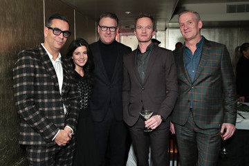Todd Snyder Manhattan Magazine and Neil Patrick Harris Celebrate the December Issue at Mr. Chow NYC Tribeca