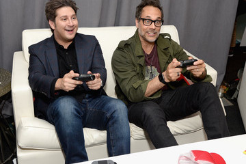 Todd Stashwick Nintendo At The TV Insider Lounge At Comic-Con International 2017