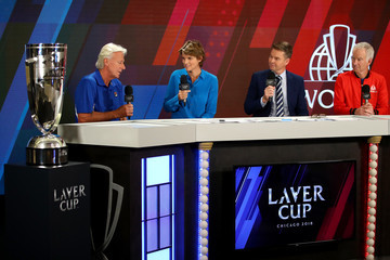 Todd Woodbridge Laver Cup Previews - Day 4
