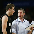 Tom Abercrombie New Zealand vs. China - FIBA World Cup Qualifier