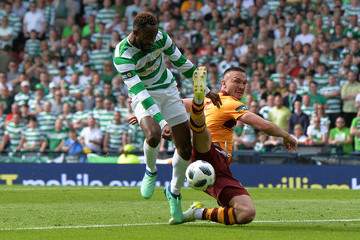 Tom Aldred Motherwell vs. Celtic - Scottish Cup Final