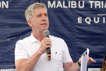 Tom Bergeron Nautica Malibu Triathlon Presented by Equinox