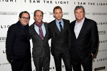 Tom Bernard Marc Abraham Screening of Sony Pictures Classics' 'I Saw the Light' - Arrivals