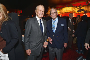 Tom Brokaw Various Celebrities Attend 'Five Came Back' World Premiere