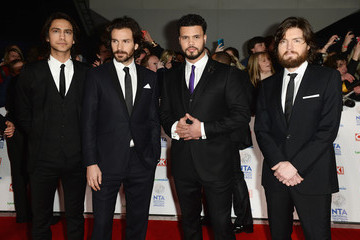 Tom Burke Arrivals at the National Television Awards — Part 2