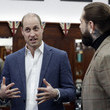Tom Chapman The Duke Of Cambridge Takes On Mental Health And Wellbeing Projects In London