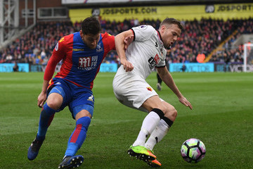 Tom Cleverley Crystal Palace v Watford - Premier League