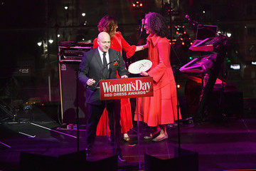 Tom Colicchio Woman's Day Celebrates 15th Annual Red Dress Awards - Inside