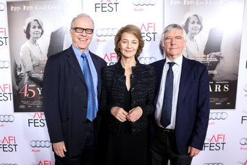 Tom Courtenay A Tribute to Charlotte Rampling and Tom Courtenay - Red Carpet