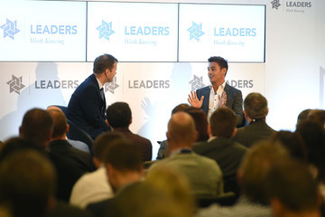Tom Daley Leaders Sport Business Summit: Day 2