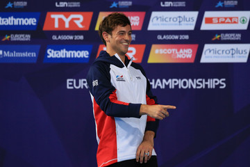Tom Daley Diving - European Championships Glasgow 2018: Day Eight