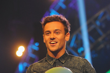 Tom Daley Radio One Teen Awards - Live Show