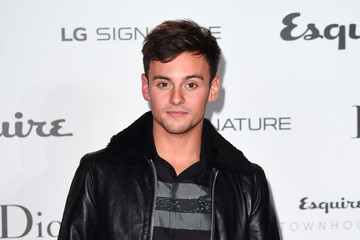 Tom Daley Esquire Townhouse With Dior - Arrivals