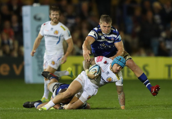 Bath Rugby vs. Exeter Chiefs - Gallagher Premiership Rugby