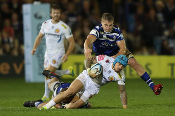 Tom Ellis Bath Rugby vs. Exeter Chiefs - Gallagher Premiership Rugby