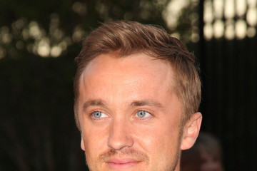 Tom Felton Burberry 'London In Los Angeles' Event - Arrivals