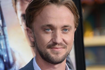 Tom Felton Universal Studios Hollywood Hosts the Opening of 'The Wizarding World of Harry Potter' - Arrivals