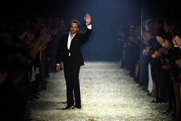 Tom Ford Tom Ford Presents His Autumn/Winter 2015 Womenswear Collection At Milk Studios In Los Angeles - Show