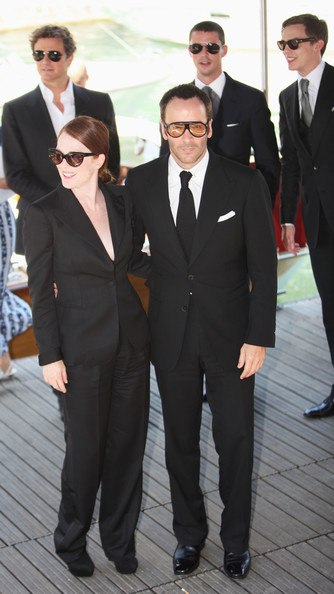 a944299d4c02 Tom Ford and Matthew Goode Photos Photos - Celebrity Sightings Day ...