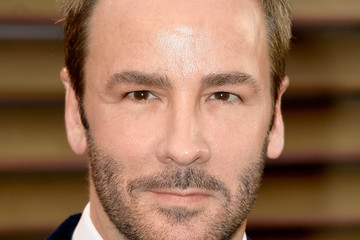 Tom Ford Stars at the Vanity Fair Oscar Party