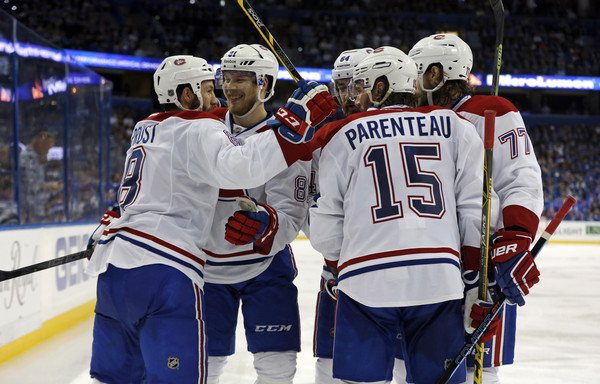 Montreal Canadiens v Tampa Bay Lightning - Game Four