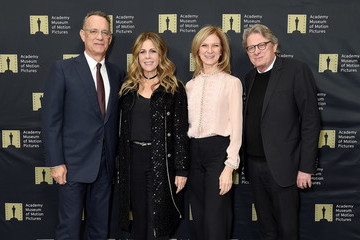 Tom Hanks The Academy Museum Of Motion Pictures Unveils Fully Restored Saban Building