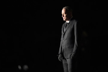 Tom Hanks Joe Biden Sworn In As 46th President Of The United States At U.S. Capitol Inauguration Ceremony