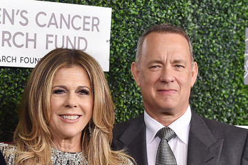 Tom Hanks WCRF's 'An Unforgettable Evening' Presented By Saks Fifth Avenue - Arrivals
