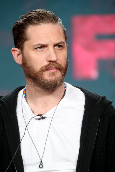 Tom Hardy Photos Photos - 2017 Winter TCA Tour - Day 8 ...