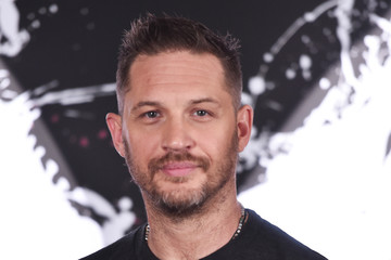 "Tom Hardy Photo Call For Columbia Pictures' ""Venom"""