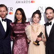 Tom Hiddleston The Olivier Awards 2019 With MasterCard - Press Room