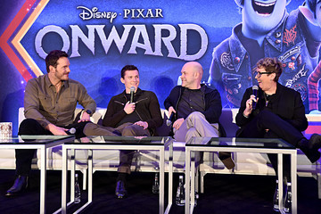 Tom Holland Kori Rae Disney/Pixar's ONWARD Global Press Conference