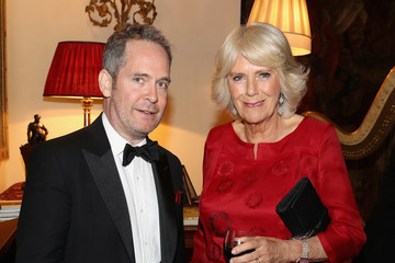 Tom Hollander The Duchess of Cornwall Hosts Dinner for the London Library at Clarence House