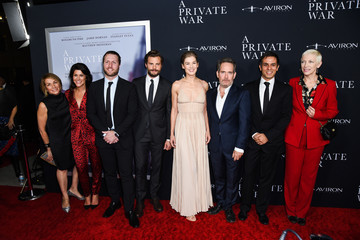 Tom Hollander Aviron Pictures' Los Angeles Premiere Of 'A Private War' - Arrivals
