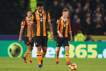 Tom Huddlestone Hull City v Crystal Palace - Premier League