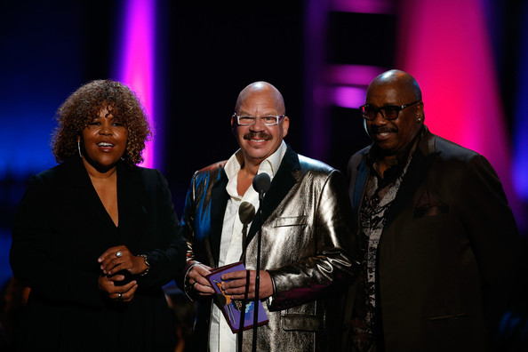 Tom Joyner - Soul Train Awards 2012 - Show