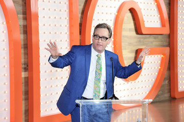 Tom Kenny Ribbon Cutting Ceremony to Celebrate the Grand Opening of Nickelodeon's State-of-the-Art Complex