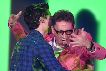Tom Kenny Nickelodeon's 28th Annual Kids' Choice Awards - Show