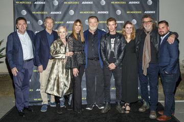 Tom Lesinski AUDIENCE Network Presents FYC Screening Of Mr. Mercedes At Hollywood Forever Ceremony