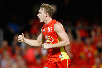 Tom Lynch AFL Rd 1 - Gold Coast v Brisbane
