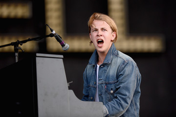 Tom Odell Isle of Wight Festival: Day 1