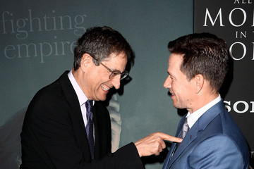 Tom Rothman Premiere Of Sony Pictures Entertainment's 'All The Money In The World' - Arrivals