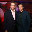 Tom Rothman Premiere Of Sony Pictures' 'Spider-Man: Far From Home'  - After Party