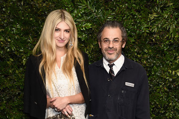 Tom Sachs Charles Finch And Chanel Pre-Oscar Awards Dinner At Madeo In Beverly Hills