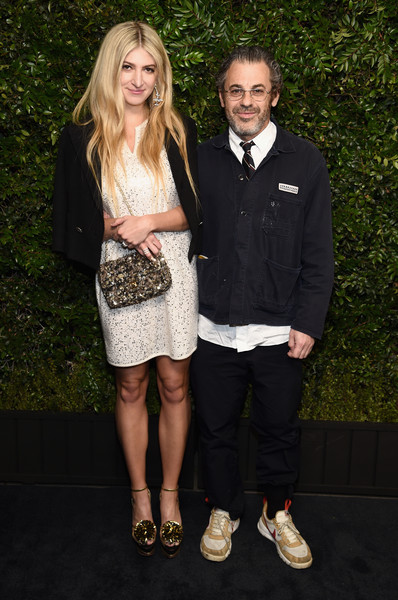 Charles Finch And Chanel Pre-Oscar Awards Dinner At Madeo In Beverly Hills