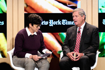 Tom Vilsack The New York Times Food for Tomorrow Conference 2016 - Day 2