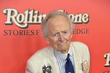 Tom Wolfe 'Rolling Stone Stories From The Edge' World Premiere