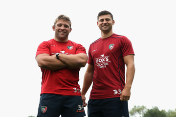 Tom Youngs Leicester Tigers Media Session